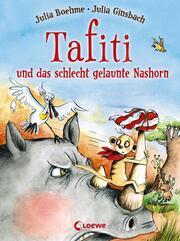 Tafiti und das schlecht gelaunte Nashorn - Cover
