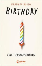 Birthday - Eine Liebesgeschichte - Cover