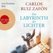 Das Labyrinth der Lichter (Gekürzte Lesung) - Cover