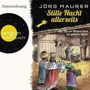 Stille Nacht allerseits (Autorenlesung) - Cover