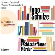 Die rechtschaffenen Mörder (Ungekürzte Lesung) - Cover