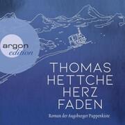 Herzfaden. Roman der Augsburger Puppenkiste (ungekürzt) - Cover