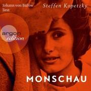 Monschau (Ungekürzt) - Cover
