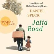 Jaffa Road (Gekürzt) - Cover