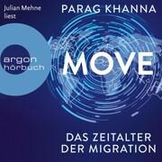 Move - Das Zeitalter der Migration (Ungekürzt) - Cover