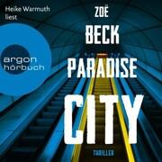 Paradise City (Ungekürzt) - Cover