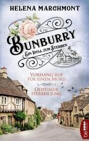 Bunburry - Vorhang auf für einen Mord & Oldtimer sterben jung - Cover