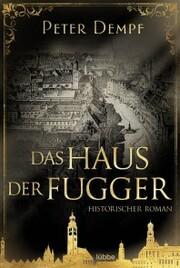 Das Haus der Fugger - Cover