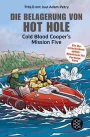 Die Belagerung von Hot Hole - Cover