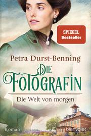 Die Fotografin - Die Welt von morgen - Cover