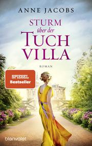 Sturm über der Tuchvilla - Cover