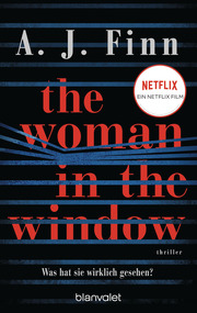 The Woman in the Window - Was hat sie wirklich gesehen? - Cover