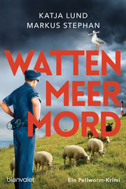 Wattenmeermord - Cover