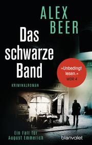 Das schwarze Band - Cover