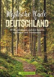 Mystische Pfade Deutschland - Cover