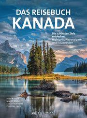 Das Reisebuch Kanada