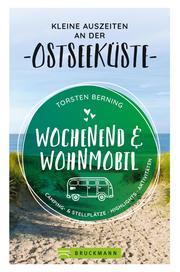 Wochenend und Wohnmobil. Kleine Auszeiten an der Ostseeküste. - Cover