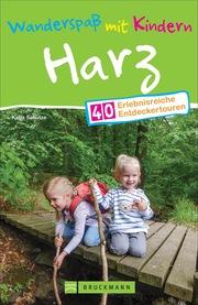 Wanderspaß mit Kindern Harz - Cover
