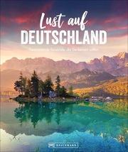 Lust auf Deutschland - Cover