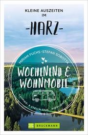 Wochenend und Wohnmobil - Kleine Auszeiten im Harz - Cover