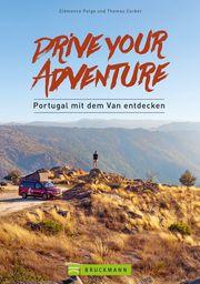 Drive your adventure - Portugal mit dem Van entdecken