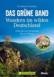 Das Grüne Band - Wandern im wilden Deutschland - Cover