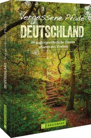 Vergessene Pfade Deutschland - Cover