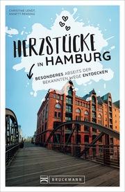 Herzstücke in Hamburg - Cover