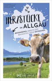 Herzstücke im Allgäu - Cover