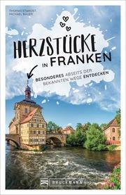 Herzstücke in Franken - Cover