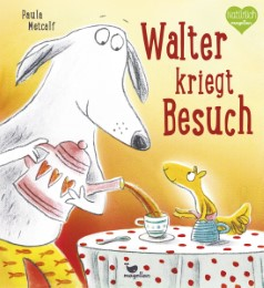 Walter kriegt Besuch - Cover