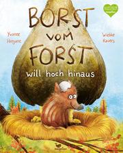 Borst vom Forst will hoch hinaus - Cover