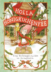 Holla Honigkuchenfee - Cover