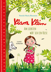 Klara Klein - Am liebsten wär' ich ein Riese - Cover