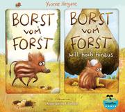 Borst vom Forst/Borst vom Forst will hoch hinaus - Cover