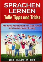Sprachen lernen - Tolle Tipps und Tricks - Cover