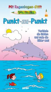 Punkt-zu-Punkt mit Stift - Delfin