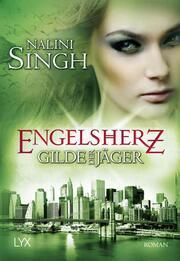 Gilde der Jäger - Engelsherz - Cover