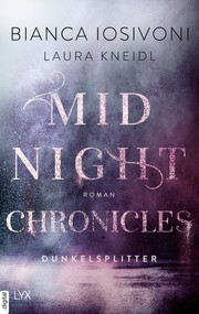 Midnight Chronicles - Dunkelsplitter - Cover
