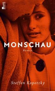 Monschau - Cover