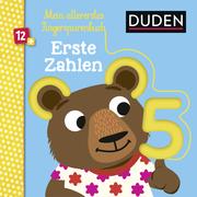 Duden 12+: Mein allererstes Fingerspurenbuch Erste Zahlen