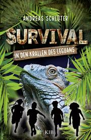 Survival - In den Krallen des Leguans - Cover