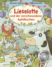 Lieselotte und der verschwundene Apfelkuchen