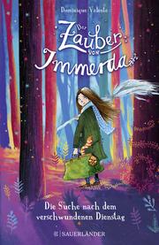 Der Zauber von Immerda 1 - Die Suche nach dem verschwundenen Dienstag - Cover