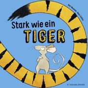 Stark wie ein Tiger! - Cover