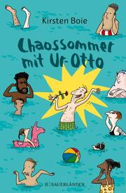 Chaossommer mit Ur-Otto - Cover