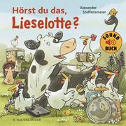 Hörst du das, Lieselotte? - Cover