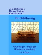 Buchführung, 8. Auflage - Cover