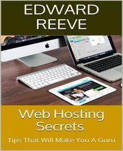 Web Hosting Secrets - Cover