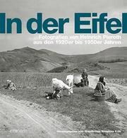 In der Eifel - Cover
